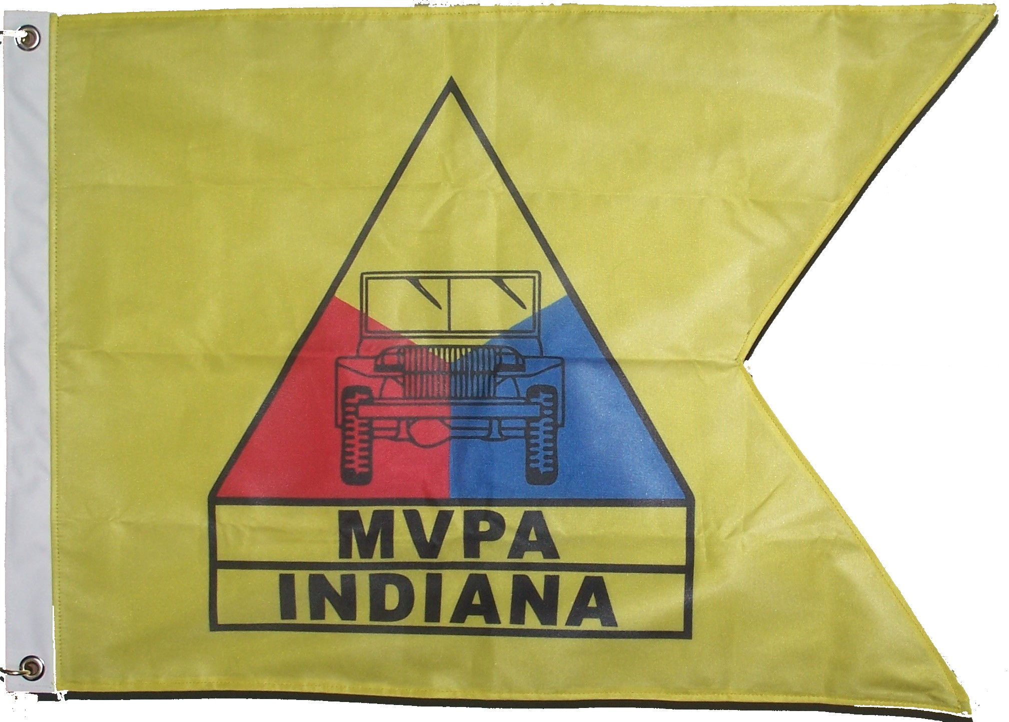 Indiana MVPA Guidon